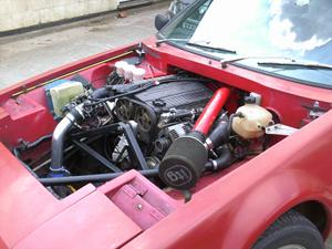 G26 engine bay 1