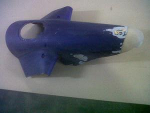 MP72 nose cone repair